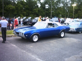 blue cutlass